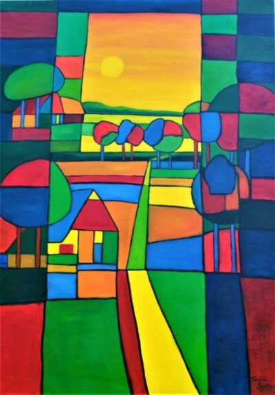 Casper Bentsink - Schilderij - Nr 12