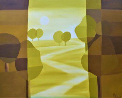 Casper Bentsink - Schilderij - Nr 14