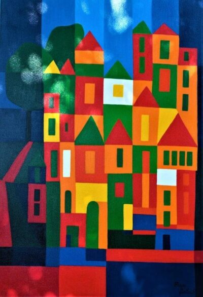 Casper Bentsink - Schilderij - Nr 15
