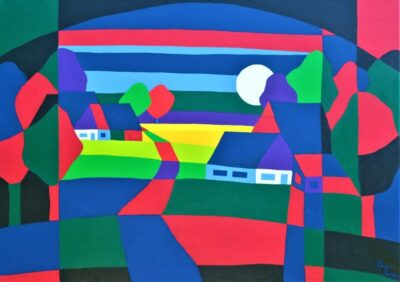 Casper Bentsink - Schilderij - Nr 16