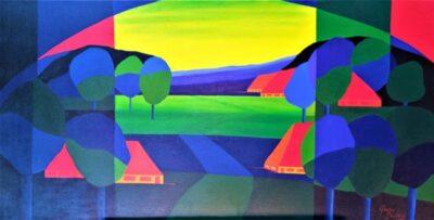 Casper Bentsink - Schilderij - Nr 17