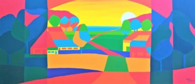 Casper Bentsink - Schilderij - Nr 2