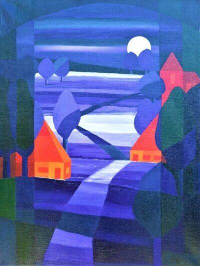 Casper Bentsink - Schilderij - Nr 24