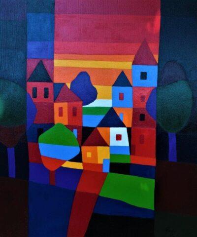 Casper Bentsink - Schilderij - Nr 25