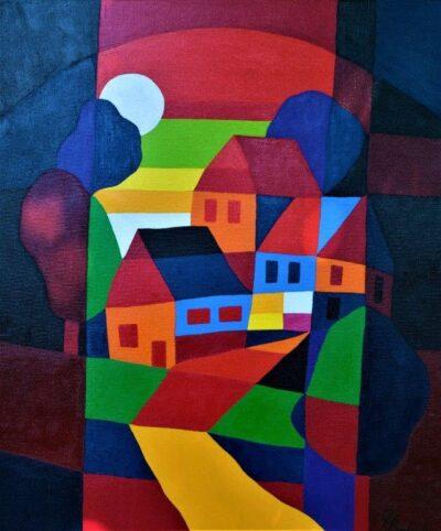 Casper Bentsink - Schilderij - Nr 26