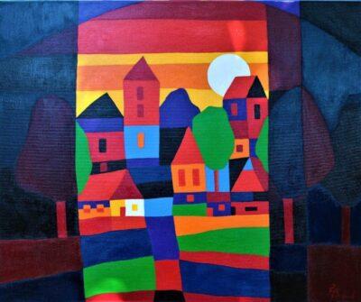 Casper Bentsink - Schilderij - Nr 27