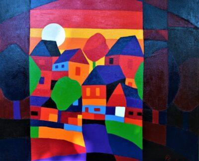 Casper Bentsink - Schilderij - Nr 28