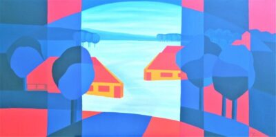 Casper Bentsink - Schilderij - Nr 3