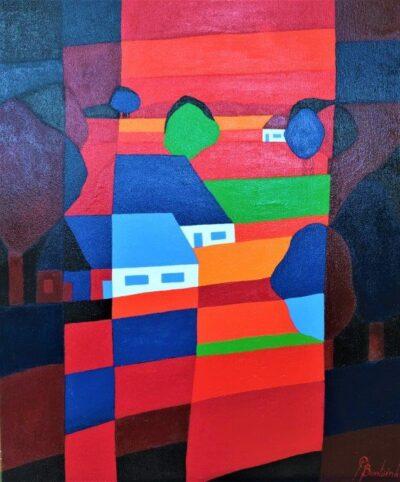 Casper Bentsink - Schilderij - Nr 30