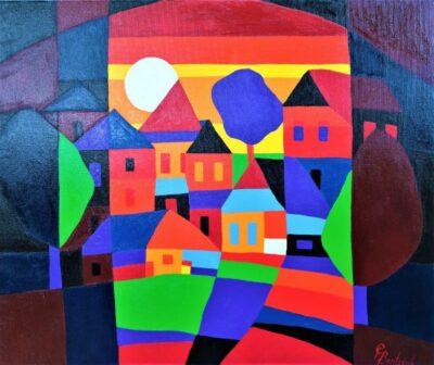 Casper Bentsink - Schilderij - Nr 31