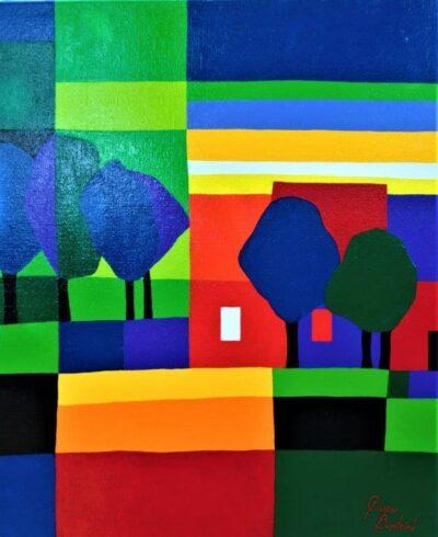 Casper Bentsink - Schilderij - Nr 33