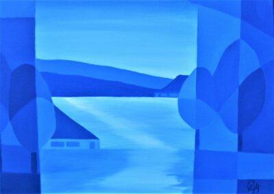 Casper Bentsink - Schilderij - Nr 38