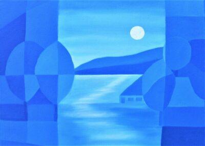 Casper Bentsink - Schilderij - Nr 39