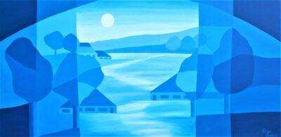Casper Bentsink - Schilderij - Nr 4