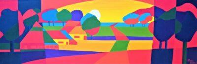 Casper Bentsink - Schilderij - Nr 7
